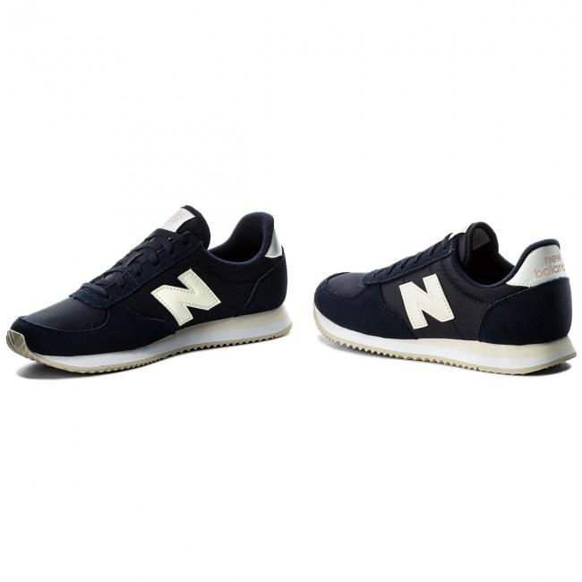 Scarpe scuro Blu Sneakers WL220RN BALANCE basse Sneakers NEW qxn6Bw8