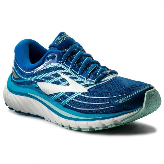 Scarpe BROOKS - Glycerin 15 120247 1B 484 Blue Mint Silver - Scarpe ... 62f5fa94c42