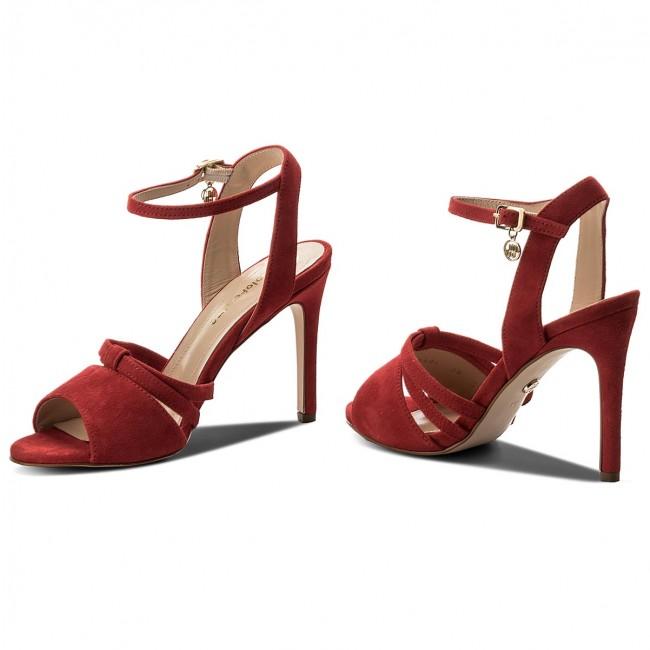 Sandali SOLO FEMME - - - 26484-53-G13 000-07-00 Rosso - Sandali eleganti - Sandali - Ciabatte e sandali - Donna | Nuovo 2019  | Scolaro/Signora Scarpa  b4b93b