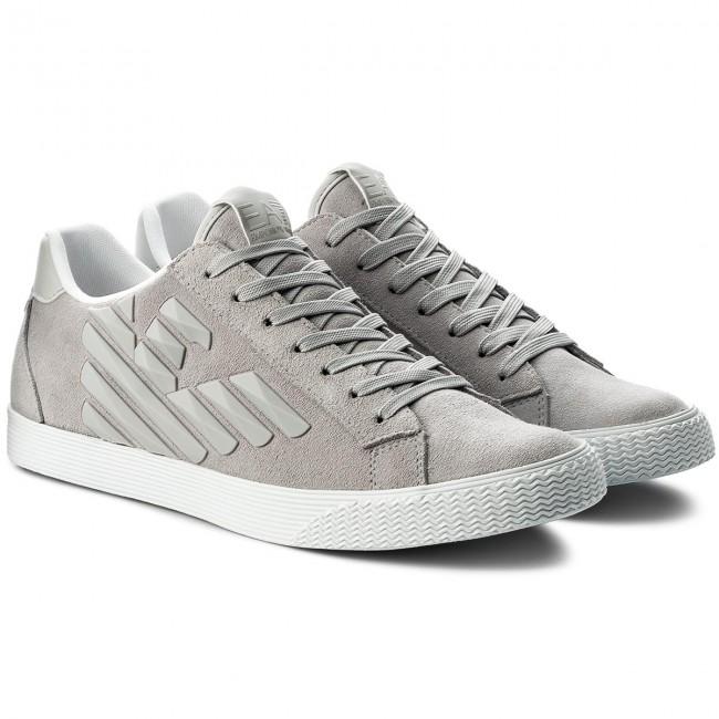 Sneakers EA7 EMPORIO ARMANI - Pride Transformers Low U 248011 8P299 03655 Nebbia Precio Muy Barato Alta Calidad Entrega Rápida Venta LdiJvm