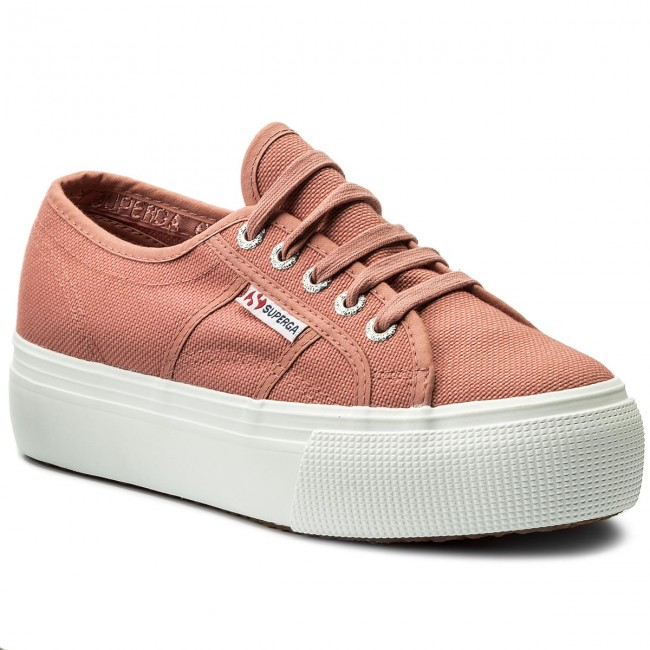 Scarpe sportive SUPERGA - 2790 Acotw Linea Up And Down S0001L0 Dusty Rose  C06 848b4597070