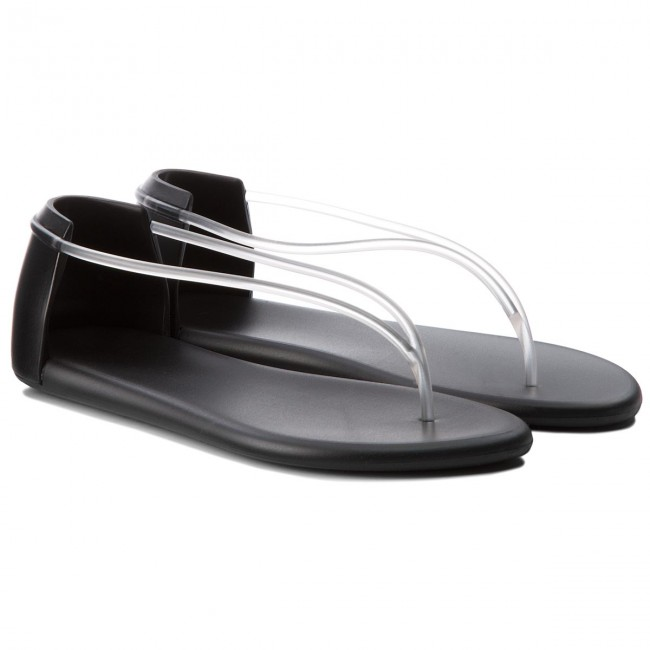 Infradito IPANEMA - Philippe Starck Ting N II Fem 82485 Black/Clear 24584 Barato Y Agradable t40HN26RxL
