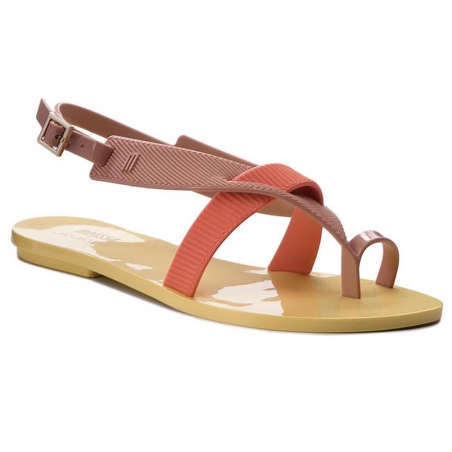 Sandali MELISSA - Girl Sandal + Jason Wu 32321 giallo rosa arancia 53301 - Sandali da giorno - Sandali - Ciabatte e sandali - Donna | Il materiale di altissima qualità  | Sig/Sig Ra Scarpa