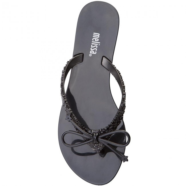 Infradito MELISSA - Harmonic Elements Ad 32392  Black/Metalized Black 53337 - Infradito - Ciabatte e sandali - Donna
