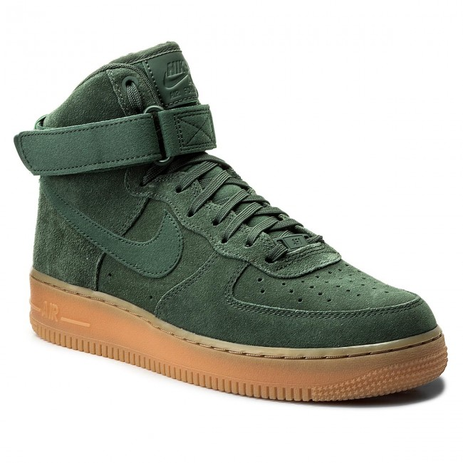 new style 64305 b765c Scarpe NIKE - Air Force 1 High  07 LV8 Suede AA1118 300 Vintage Green