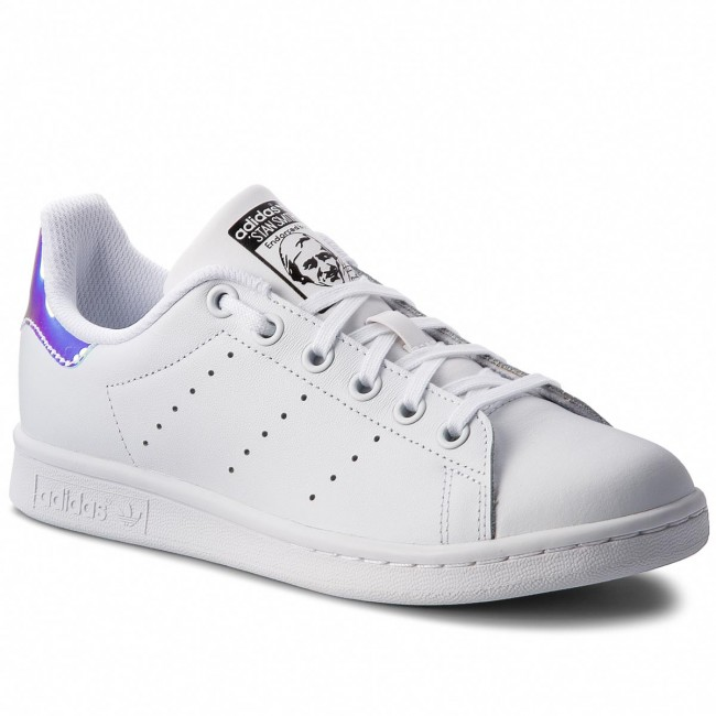 competitive price db975 beb12 Scarpe adidas - Stan Smith J AQ6272 Ftwwht Metsil Ftwwht