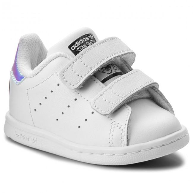 outlet store cc3af c7f8a Scarpe adidas - Stan Smith Cf I AQ6274 Metsil Metsil Ftwwht