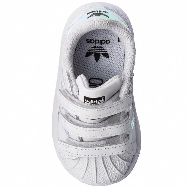 Scarpe adidas Superstar Cf I AQ6280 FtwwhtFtwwhtMetsil
