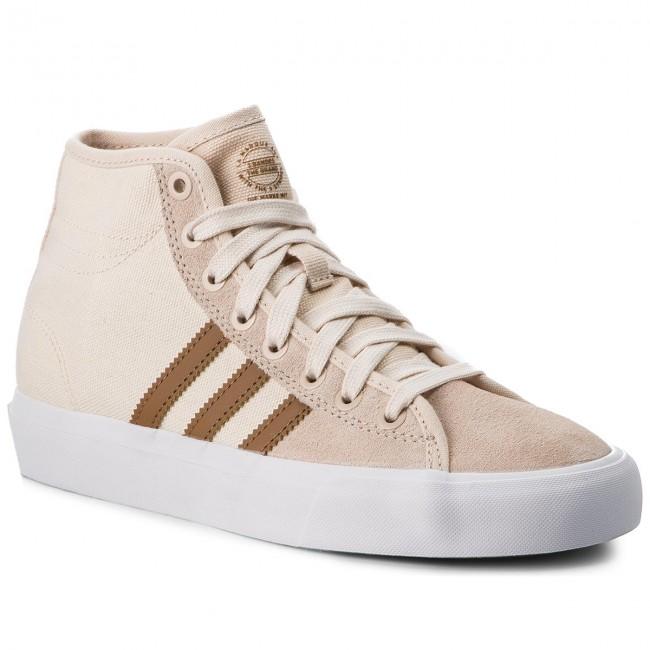 Scarpe adidas - Matchcourt High Rx B22785 Linen Rawdes Ecrtin - scarpe da ginnastica - Scarpe basse - Donna | Nuovo Arrivo  | Uomo/Donna Scarpa