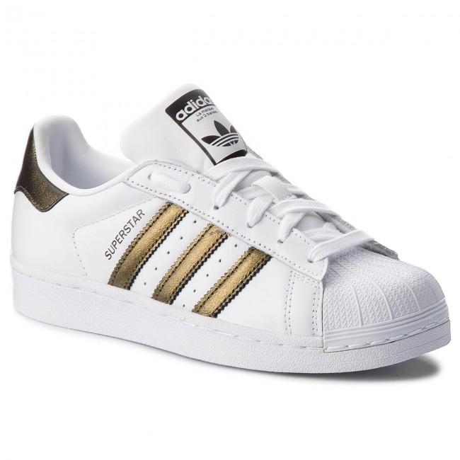 Scarpe adidas - Superstar W B41513 Ftwwht/Cblack/Cblack