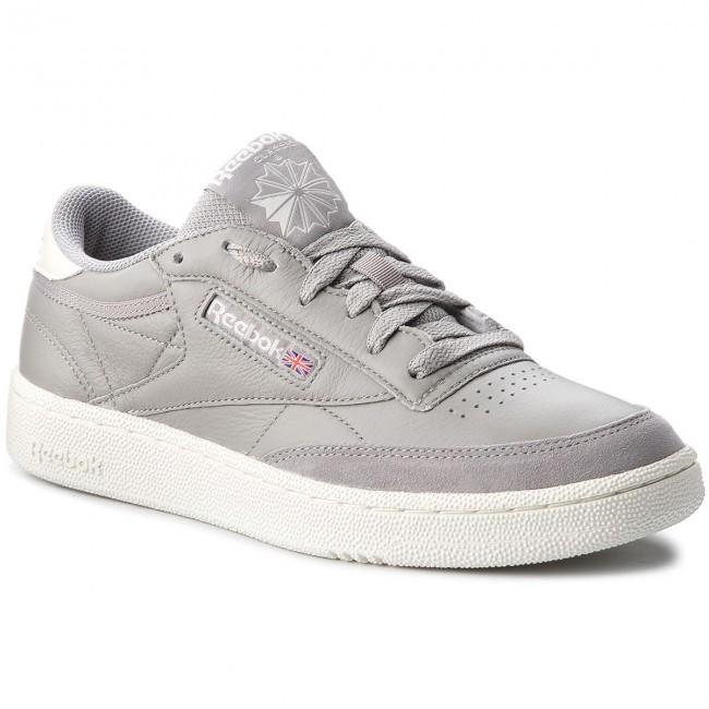 Scarpe Sneakers C Tin GreyChalk Club 85 Reebok Mu CN3438 Owrp4qOPx