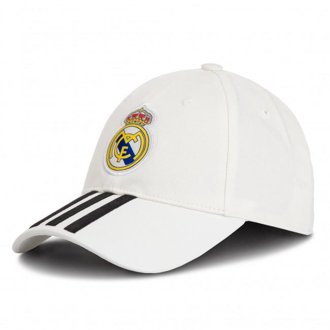 Cappello con visiera adidas - Real 3S Cap CY5600 Cwhite Black - Uomo ... 9e81a3f10c64