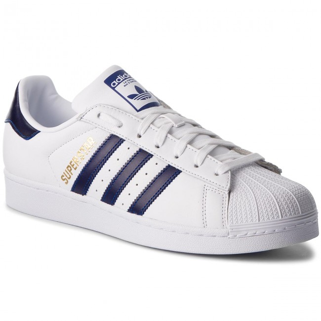 super popular 25fa1 e964c Scarpe adidas - Superstar B41996 Ftwwht Croyal Goldmt - Sneakers ...