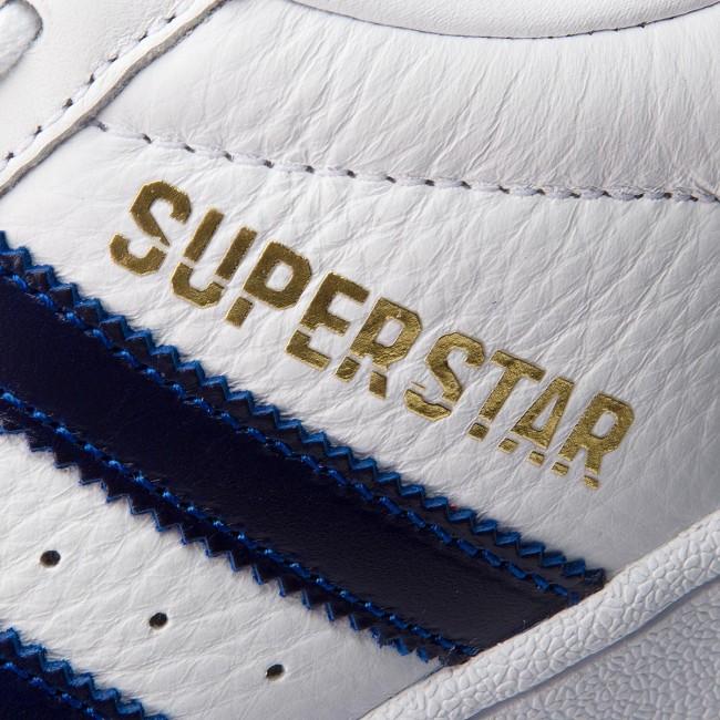 B41996 Scarpe Superstar adidas Sneakers FtwwhtCroyalGoldmt n6w6p8xFqO