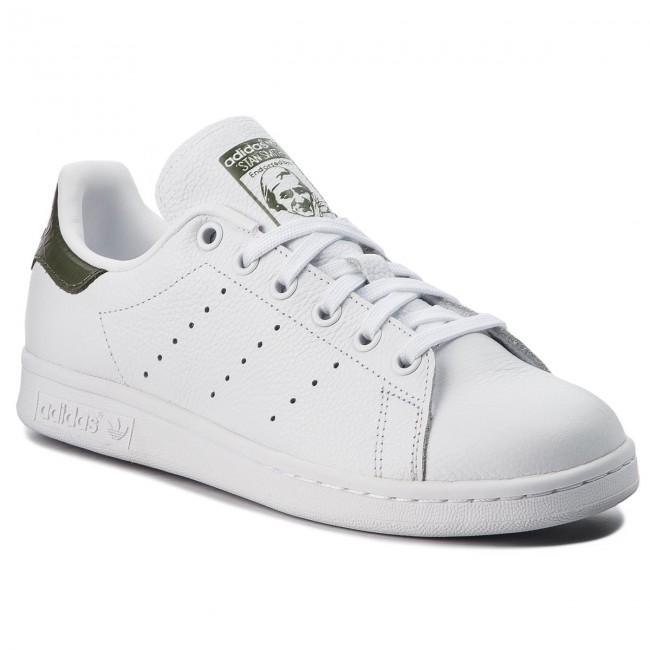 Scarpe adidas B41477 Stan Smith B41477 adidas Ftwwht Ftwwht Basgrn Scarpe da Ginnastica   5b9bff