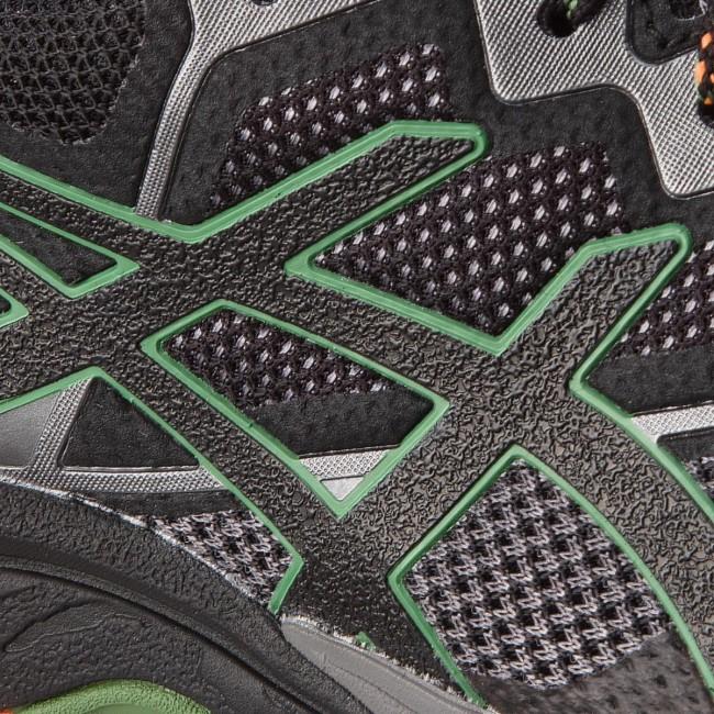 Scarpe ASICS Gel FujiTrabuco 6 G TX GORE TEX T7F0N CarbonBlack 020