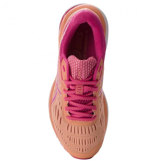 c54a244741 Scarpe ASICS - Gel-Cumulus 20 1012A008 Mojave/Fuchsia Purple 800 - Scarpe  da allenamento - Running - Scarpe sportive - Donna - www.escarpe.it