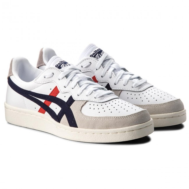 80256635d4362 Sneakers ASICS - ONITSUKA TIGER Gsm D5K2Y White Peacoat 100 - Sneakers -  Scarpe basse - Donna - www.escarpe.it