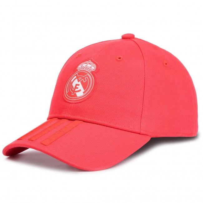 Cappello con visiera adidas - Real 3S Cap CZ6101 Reacor Vivred White ... d3197910b651