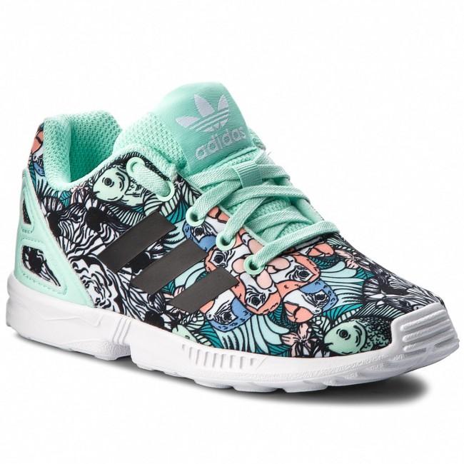 on sale 46898 77949 Scarpe adidas - Zx Flux C B44717 Clemin Cblack Ftwwht