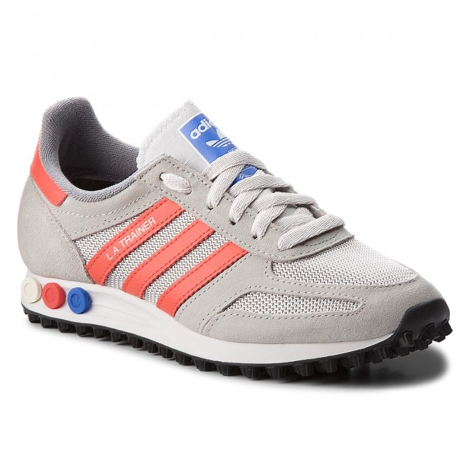 best website 692a6 906a4 Scarpe adidas - La Trainer B37828 Gretwo Borang Greone