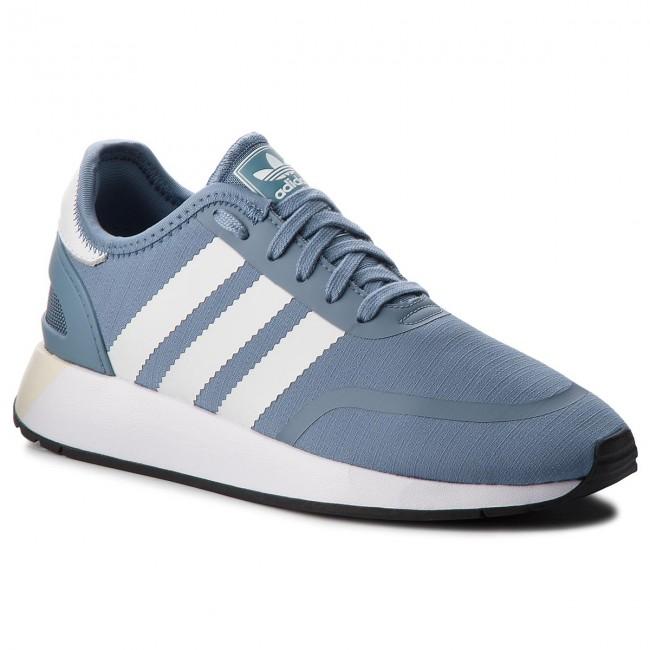 adidas W N 5923 Scarpe RawgreFtwwhtCblack Sneakers B37983 Bqz6WZdw