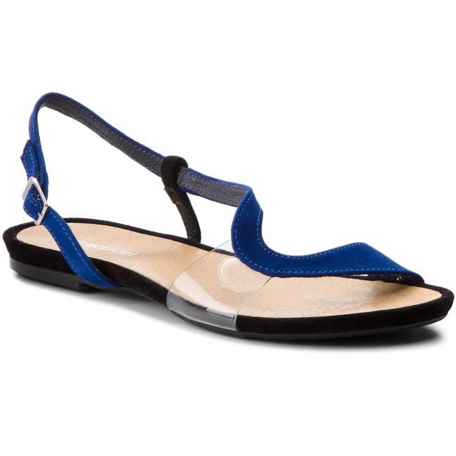 Sandali Maccioni 153 Niebieski 031 253 Da Giorno XZPkiuO