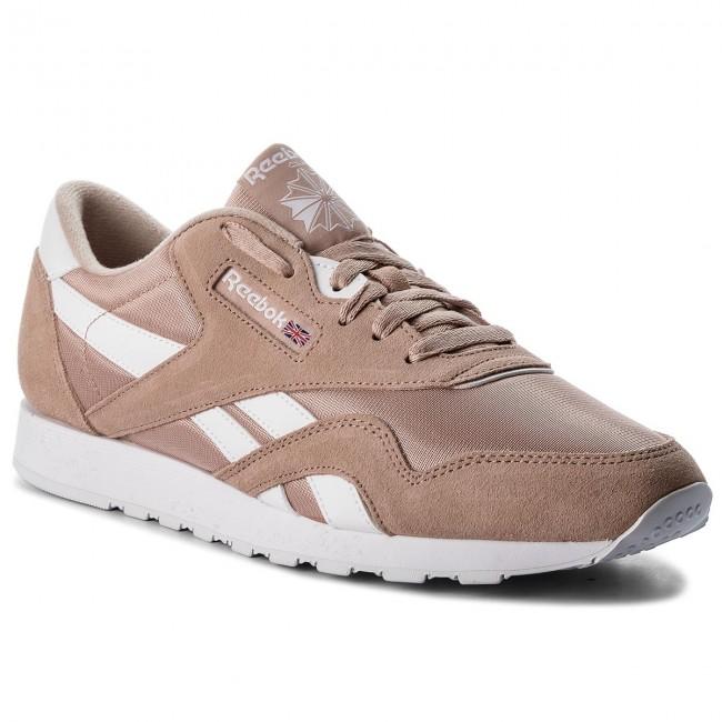 Sneakers Scarpe M Reebok Classic Nylon Bare Cn3262 Beigewhite xzxSHUPqnw