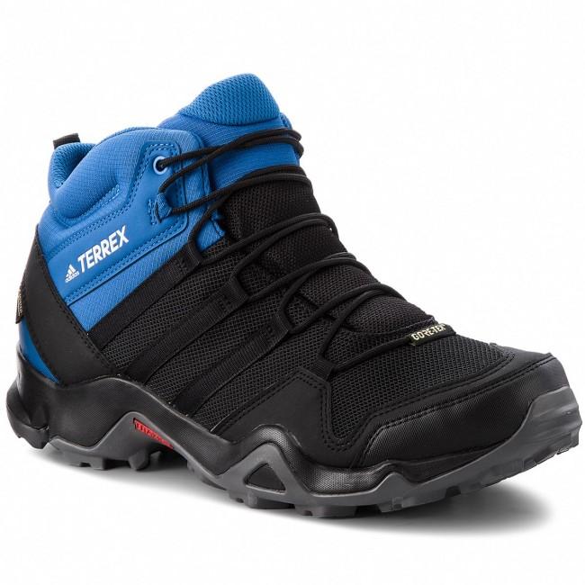 best sneakers f071d 9e6a1 Scarpe adidas - Terrex AX2R Mid GTX GORE-TEX AC8035 Cblack Cblack Blubea