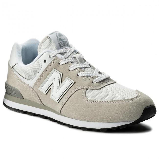 New Balance GC574GW GC574GW beige scarpe basse