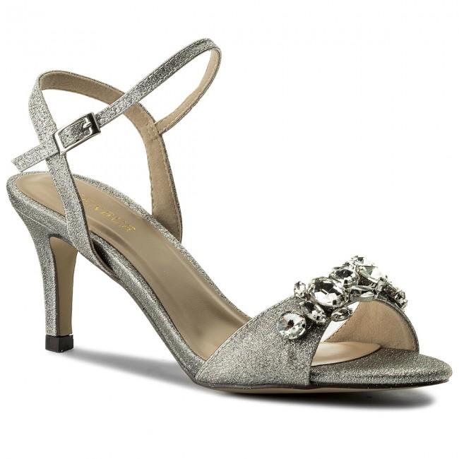 Sandali MENBUR - 09225 argento 0009 - Sandali eleganti - Sandali - Ciabatte e sandali - Donna   unico    Scolaro/Ragazze Scarpa