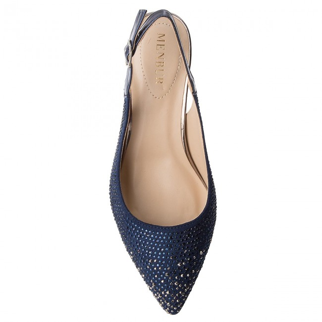 Sandali MENBUR - 09357 09357 09357 Midnight blu 0021 - Sandali eleganti - Sandali - Ciabatte e sandali - Donna | Il Nuovo Arrivo  | Scolaro/Ragazze Scarpa  c32b3c