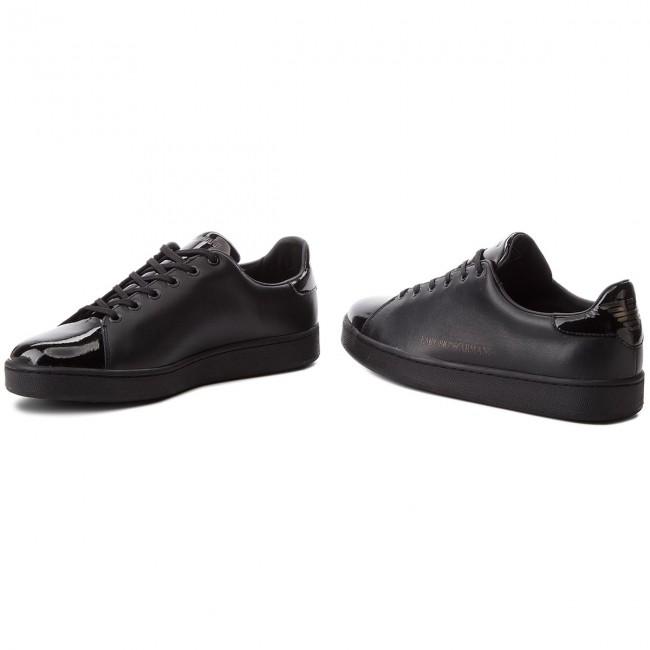 Sneakers Sneakers EMPORIO XL514 ARMANI X3X061 BlackBlack K001 xawFq7pw4T
