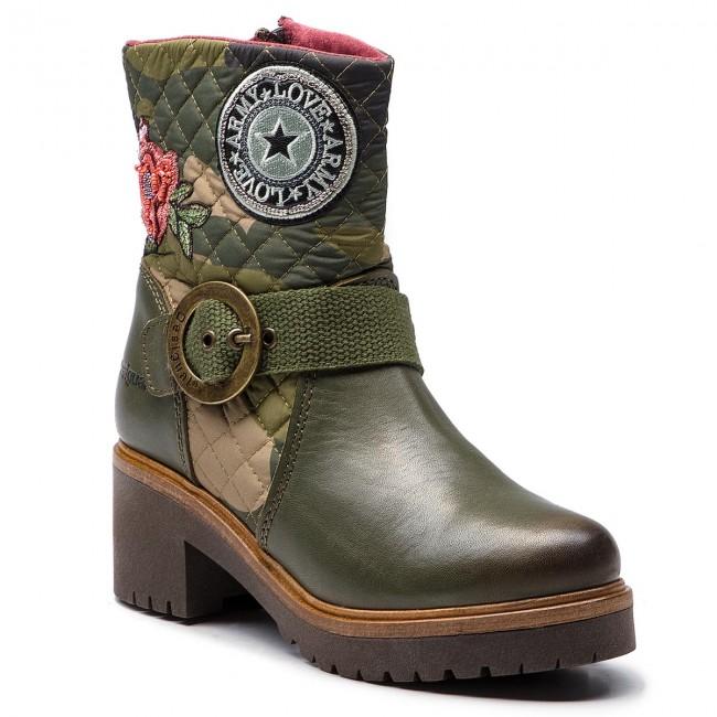 Tronchetti DESIGUAL - scarpe Breaker Militar 18WSTL07 6100 - Tronchetti - Stivali e altri - Donna   Exquisite (medio) lavorazione    Uomini/Donna Scarpa