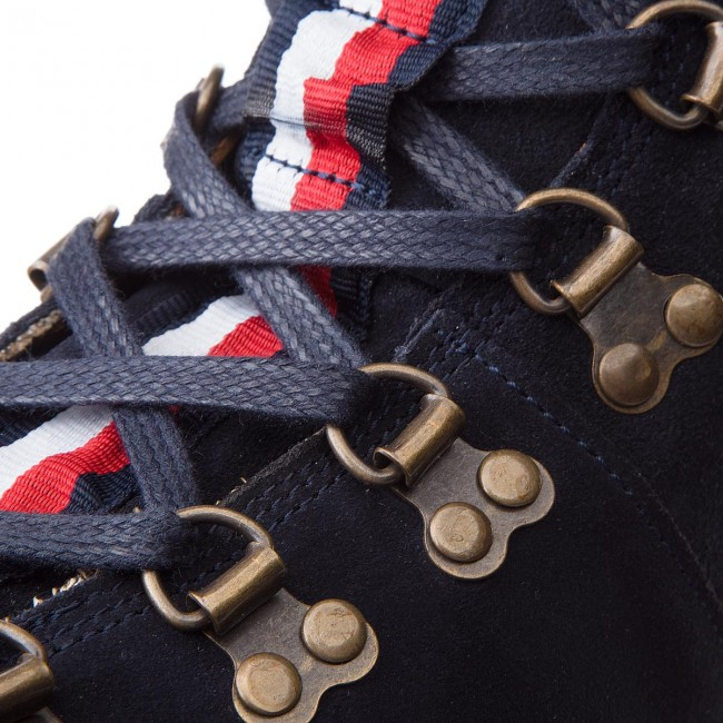 Hybrid Hiking Outsole Crepe Stivali Tommy Boot Hilfiger Fm0fm01918 8On0Pwk