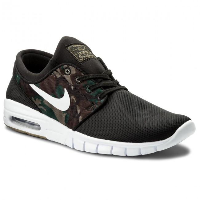 631303 Blackwhitemedium Nike Olive Janoski Scarpe Stefan 021 Max fITwYq