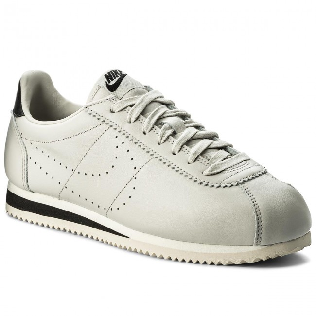 1b8f481d11d11 Scarpe NIKE - Classic Cortez Leather Prem 861677 007 Light Bone ...