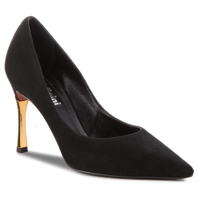 Scarpe stiletto BALDININI - 904140P92ECABY0000 Comoscio Nero - Stiletti - Scarpe basse - Donna | Shop  | Uomo/Donne Scarpa