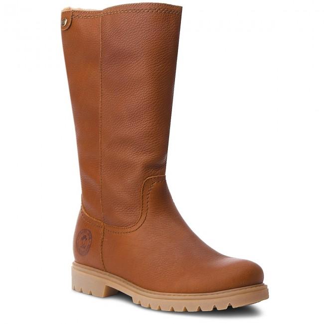 Stivali PANAMA JACK - Bambina B11 Napa Grass Cuero Bark - Stivali - Stivali e altri - Donna | Di Modo Attraente  | Uomini/Donne Scarpa