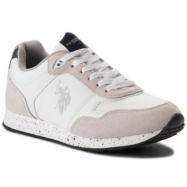 Sneakers U.S. POLO ASSN. - Tiguan FLASH4060S8 LT1 Whi - Sneakers ... 22a1caaf045