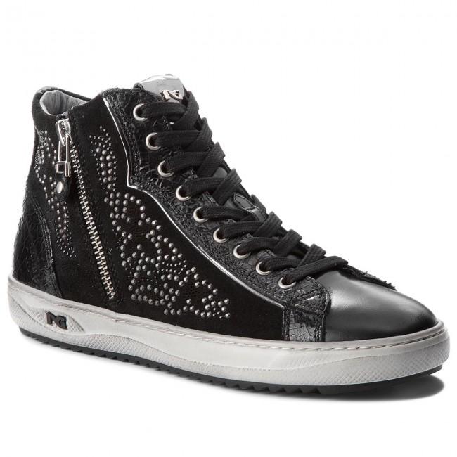 scarpe da ginnastica NERO GIARDINI - A806471D Musk Nero 100 - scarpe da ginnastica - Scarpe basse - Donna | Qualità primaria  | Uomini/Donna Scarpa