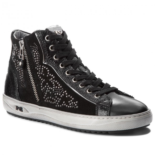 Sneakers A806471d 100 Nero Scarpe Musk Giardini ulkZXiTwOP