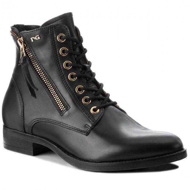 Tronchetti NERO GIARDINI - A806522D Nero 100 - Tronchetti - Stivali e altri - Donna | all'ingrosso  | Scolaro/Signora Scarpa