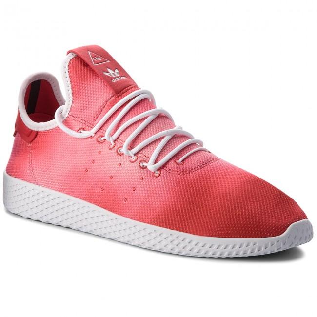 Scarpe adidas - Pw Hu Holi Tennis Hu DA9615 Scarle Ftwwht Ftwwht ... 85beb71d87c