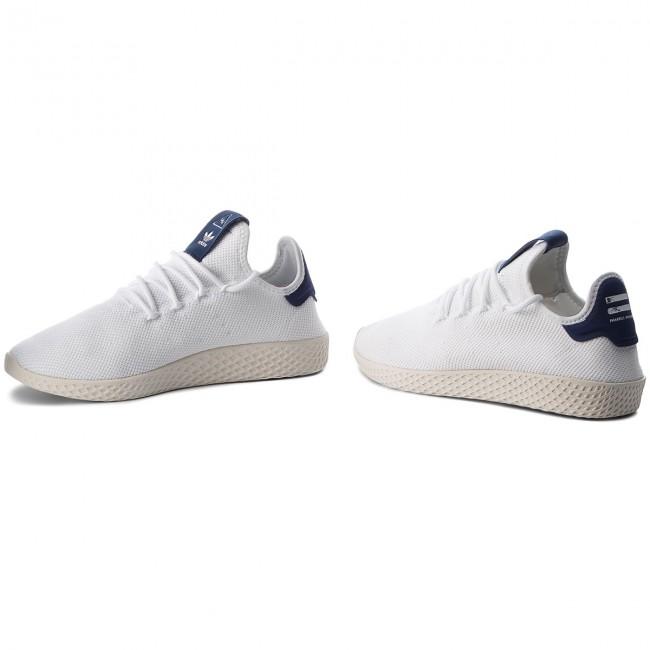Scarpe adidas - Pw Tennis Hu Hu Hu W DB2559 Ftwwht Ftwwht Cbianca - scarpe da ginnastica - Scarpe basse - Donna | tender  | Uomini/Donne Scarpa  a41ec8