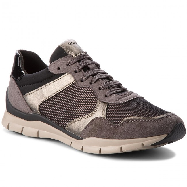 Scarpe Geox da Uomo Sneaker Scarpe Basse Corsa Jogging Sport