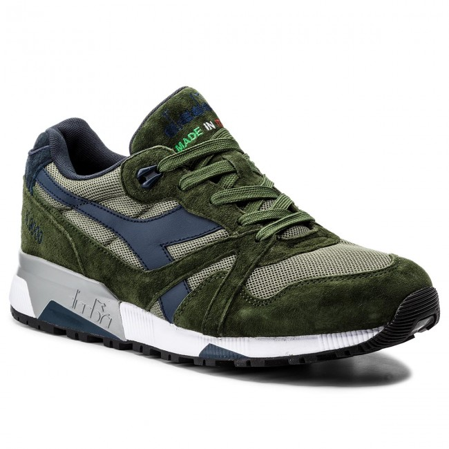 in qualsiasi momento Pigro media  Sneakers DIADORA - N9000 Italia 501.170468 01 C6286 Olivine/Blue Nights -  Sneakers - Scarpe basse - Uomo   escarpe.it