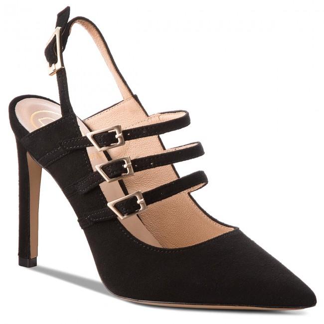 Sandali BALDOWSKI - W00424-1451 escarpe neri Pelle 0aY63