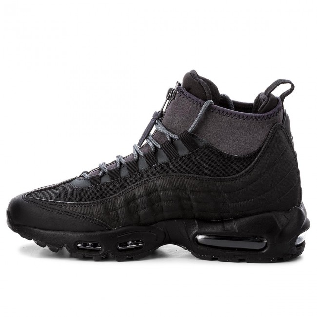 the latest aab77 622b2 Scarpe NIKE - Air Max 95 Sneakerboot 806809 001 Black Black Anthracite White  - Sneakers - Scarpe basse - Uomo - www.escarpe.it