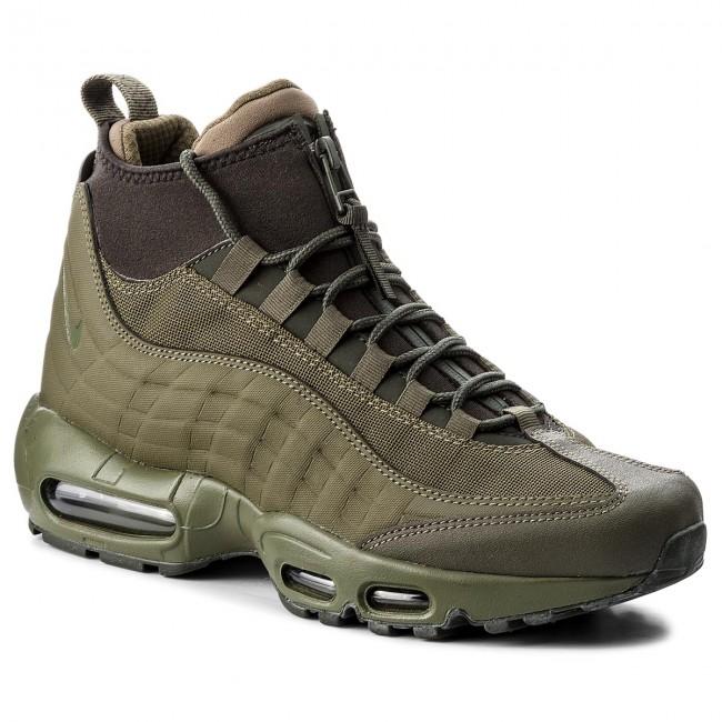 Moyenolive Max 202 Sneakerboot Nike Scarpe 806809 95 Air Olive e2HYWEDI9b